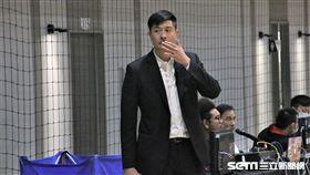SBL裕隆執行教練李啟億。(圖/記者劉家維攝影)
