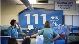 打電話求救苦等1小時 童延誤就醫亡(圖/翻攝自North Thames Paediatric Network)