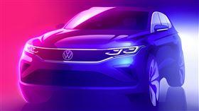 ▲Volkswagen Tiguan小改款(圖/Volkswagen提供)