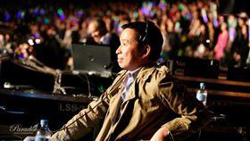 阿妹經紀人陳鎮川表示已交由主辦單位解決。(圖/翻攝自臉書)