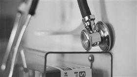 醫院 醫療 聽診器 抽血(示意圖/pixabay)