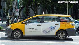 計程車(陳弋攝影)