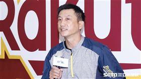 中華職棒31年開幕賽丘昌榮。(圖/記者林聖凱攝影)