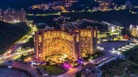 武漢肺炎,東北角,觀光飯店,翡翠灣福華,歇業。(圖/翻攝自臉書)