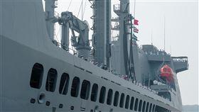 蔡英文、磐石艦、敦睦艦隊、海軍、國防部(圖/總統府提供)