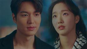 韓劇,李敏鎬,禹棹奐,The King:永遠的君主  翻攝自Netflix