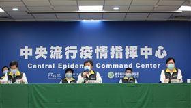 0419疾管署,陳時中,國防部(圖/疾管署提供)
