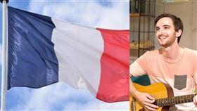 法國網紅路易(翻攝自臉書)