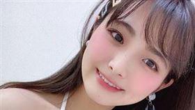 日本寫真女星片岡沙耶(圖/翻攝自kataoka_saya38 IG)