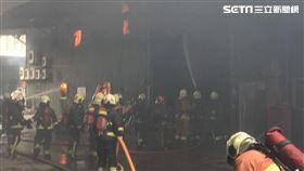 工廠,火警,消防,新北,翻攝畫面