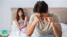 名家專用/NOW健康/收治此案例的中醫師楊永榮表示,陰莖勃起要靠副交感神經控制,如果男性長期服用會影響交感神經的藥物造成陽萎。(勿用)