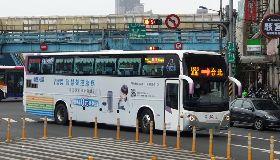 敦睦染疫者台北搭國光客運 滿載乘客返