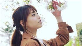 日本女優吉澤明步(圖/翻攝自akiho__yoshi IG)