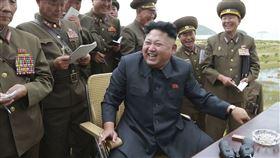 北韓領導人,金正恩(圖/翻攝自朝鮮經貿文化情報 DPRK臉書)