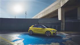▲Audi A1 Sportback。(圖/Audi提供)