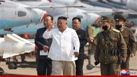 金正恩 (圖/翻攝自北韓中央通信社網頁kcna.kp)