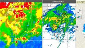 老大洩天機0423/ 今明降雨最明顯 北台明日最濕冷