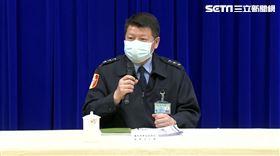「海軍敦睦支隊遠訓染疫調查」進度說明,副部長張哲平