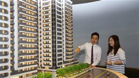 首購族向來是申請房屋貸款的主力。(圖/廠商提供)