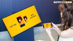 台灣三星,The Frame美學電視,The Serif風格電視,The Sero翻轉電視,三星,手機,翻轉電視