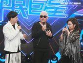 黃子佼「平民巨星」首集開錄特別嘉賓巫啟賢。(記者邱榮吉/攝影)