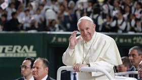 教廷否認教宗近期將訪中 教宗文膽稱仍需對話(圖/中央社)