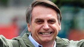 巴西總統波索納洛(Jair Bolsonaro) (圖/翻攝自Jair Messias Bolsonaro臉書) https://www.facebook.com/jairmessias.bolsonaro/photos/a.295379140611079/1285207861628197/?type=3&theater