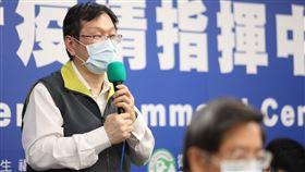 莊人祥,0425CDC記者會,中央流行疫情指揮中心提供