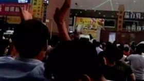 (圖/翻攝自微信)中國,甘肅,猥褻,墜樓