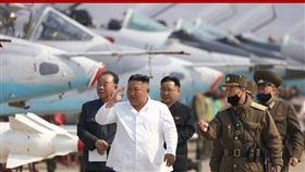 北韓官媒大肆報導建軍88週年 金正恩仍神隱 圖翻攝自北韓中央通信社網頁kcna.kp
