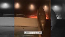 錢櫃,火災,起火點,五樓,大火,北市(圖/翻攝畫面)