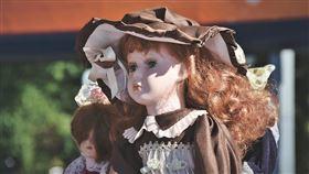 洋娃娃,靈異,娃娃(圖/翻攝自Pixabay)