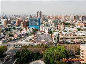 蘆洲公益設施大樓興建案都市計畫內政部審議通過,增加彈性使用(圖/新北市政府)