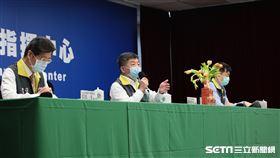 陳時中(中央流行疫情指揮中心提供)