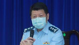 國防部軍政副部長張哲平。(記者邱榮吉/攝影)