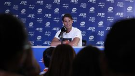 ▲西班牙網球名將納達爾(Rafael Nadal)認為今年復賽不樂觀。(圖/美聯社/達志影像)