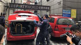 台北市,錢櫃,火警,消防系統,抽菸,關閉,(圖/記者楊忠翰攝影)