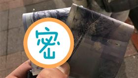 鈔票,千鈔,新台幣,韓幣,韓圜(圖/翻攝自爆料公社)