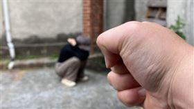 罷凌、家暴、暴力、家暴示意圖(圖/記者林聖凱攝影)