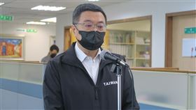 民進黨主席卓榮泰。(圖/記者盧素梅攝影)