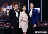 徐乃麟現身替兒子徐新洋和洪藜恩新開節目《誰是撲克王?》當特別嘉賓。(圖/記者林聖凱攝影)