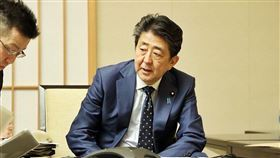 日本首相安倍晉三。(圖/翻攝自安倍晉三IG)