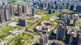 新北市房市買氣升溫,重劃區的開發與交通建設加持功不可沒。(圖/廠商提供)
