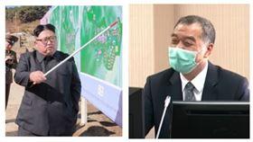 北韓領導人金正恩生死成謎,我國國安局長邱國正今(30)日接受立委質詢時證實「他有病啊」。(圖/翻攝自國會頻道)