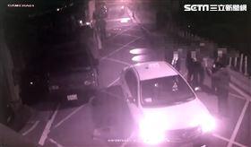 北市迪化街民宅驚傳幫眾遭私刑痛毆致死,警方循線逮捕6人移送法辦。(圖/翻攝畫面)