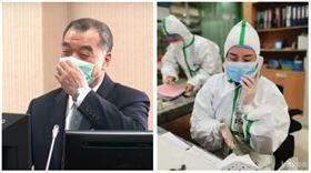 邱國正,中國醫護