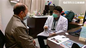 中風,長安醫院,神經內科,楊聖功,帕金森氏症 圖/長安醫院提供