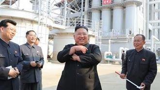 北韓官媒:金正恩暫停對南韓軍事行動