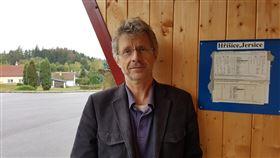 捷克前參議院議長柯加洛驟逝後接任者維特齊(Miloš Vystrčil) 圖翻攝自Miloš Vystrčil臉書
