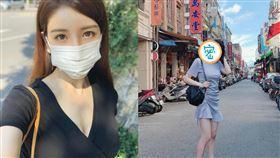寫真女星亞里沙今年2月已低調搬來台灣。(圖/翻攝自亞里沙IG)